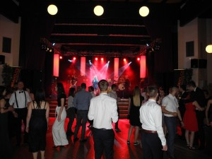 Abiball in Heringen 2018